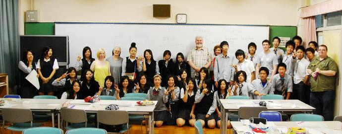 Questions about teaching English in Japan?